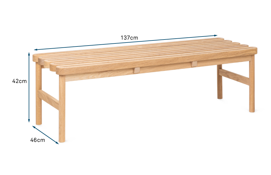 Twine Bench
