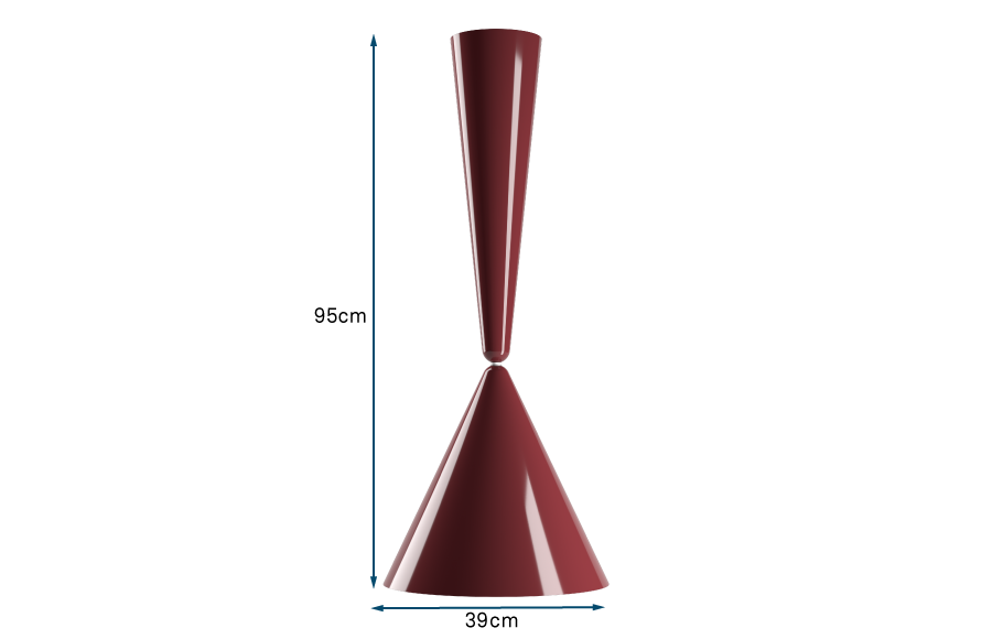 Diabolo Pendant Light