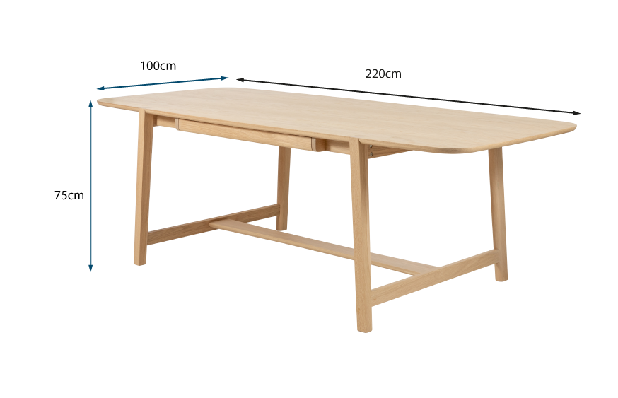 Lean Dining Table