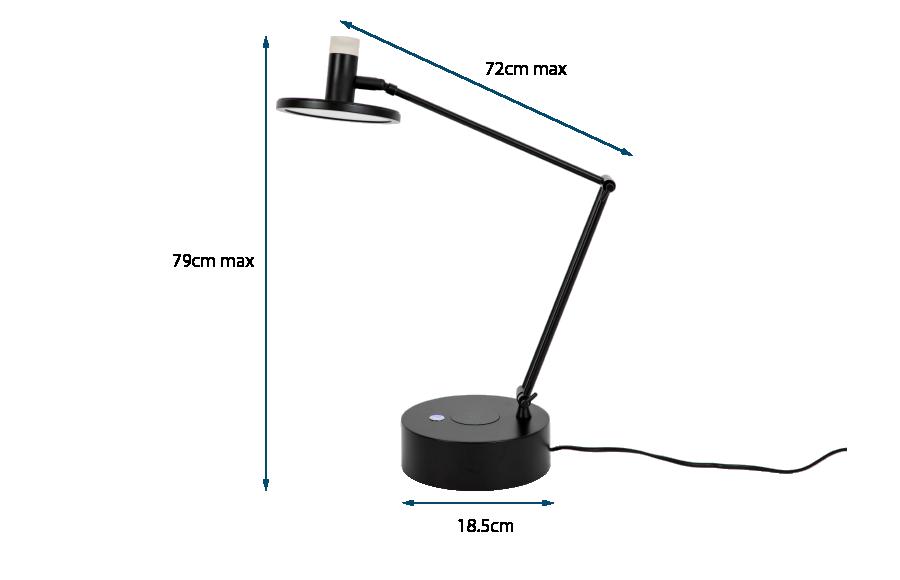Disc LED Smart Desk Lamp