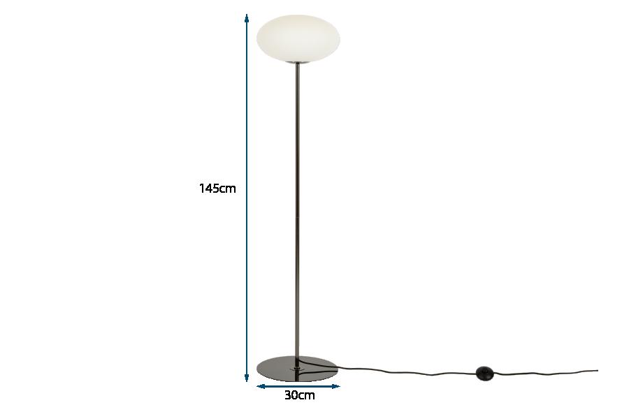 Ellipse Floor Lamp