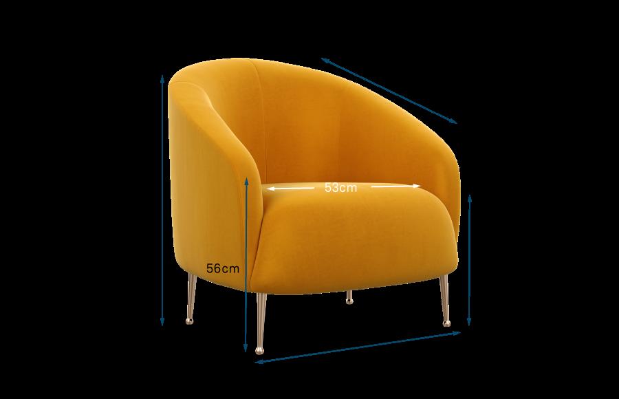 Bloomsbury Armchair