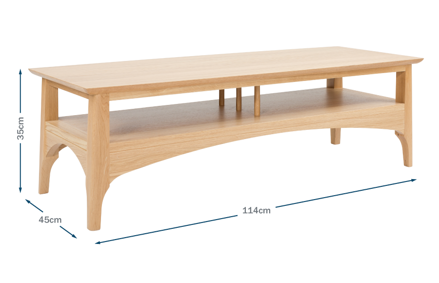 Blythe Coffee Table Technical