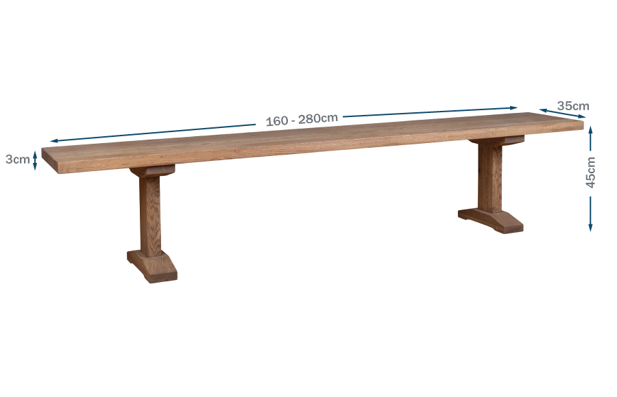 Lisbon Bench