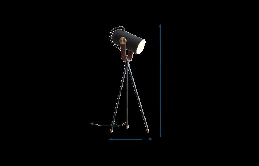 Carronade Table Lamp