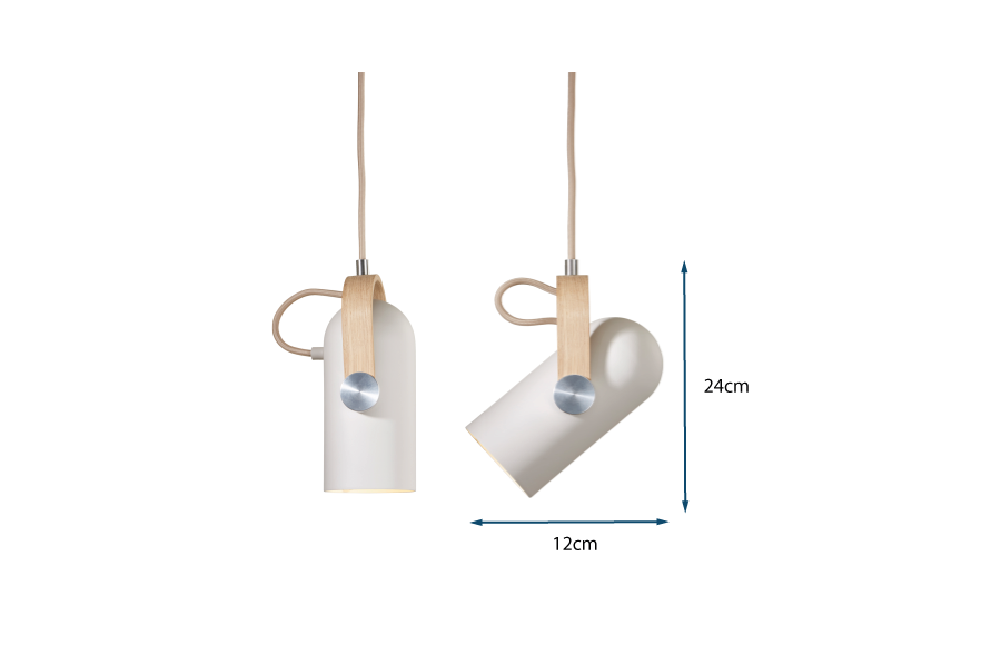 Carronade Pendant Light Set of 2