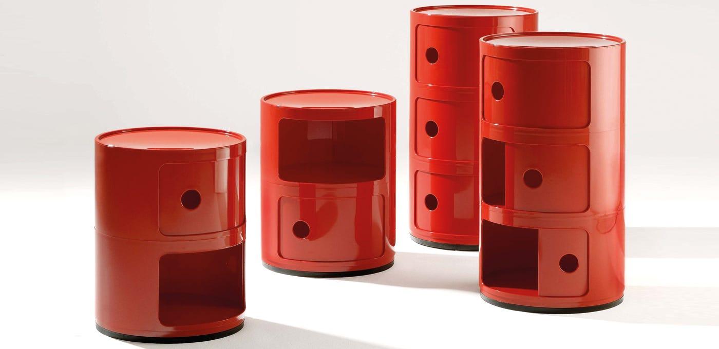 kartell componibili cabinet heal s. Black Bedroom Furniture Sets. Home Design Ideas