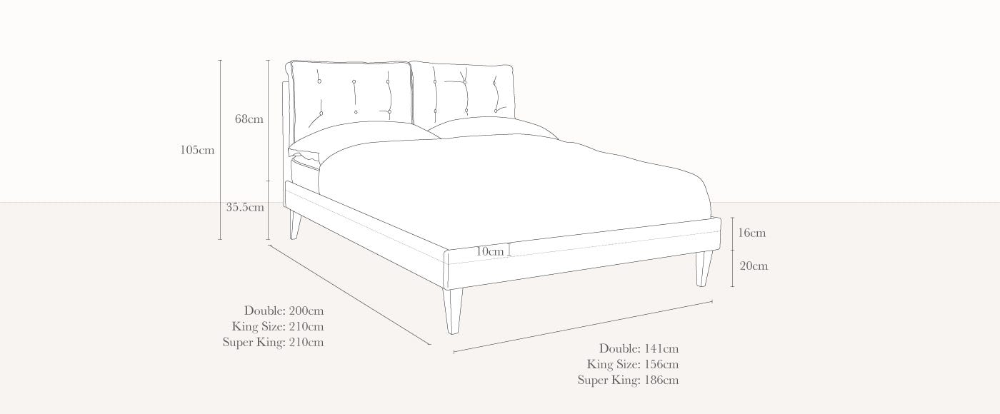 Mistral Bed Technical