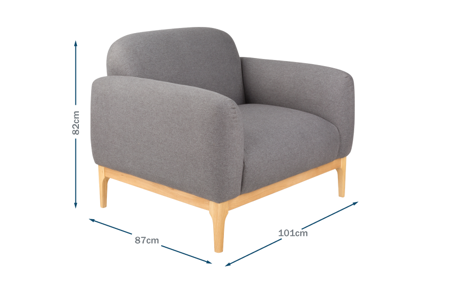 Morten Armchair Technical