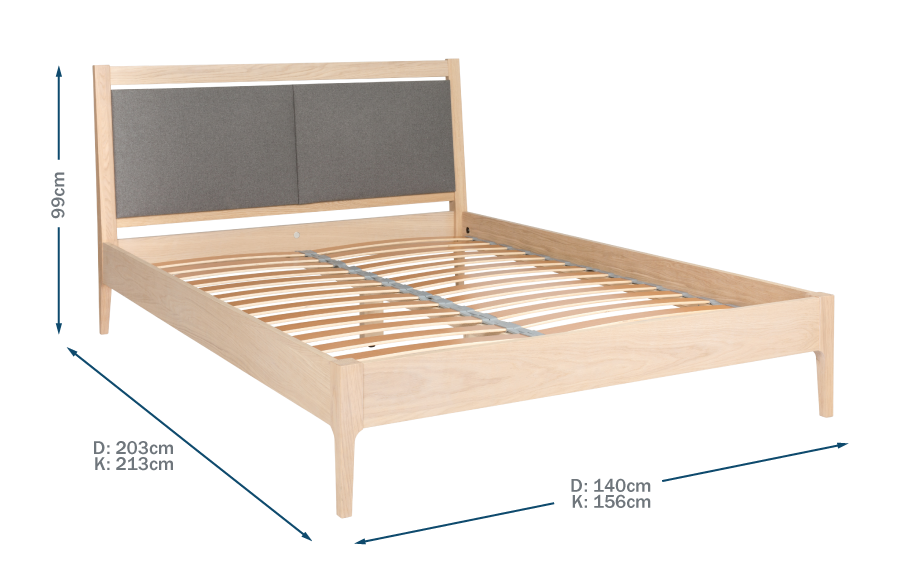 Morten Bed Technical