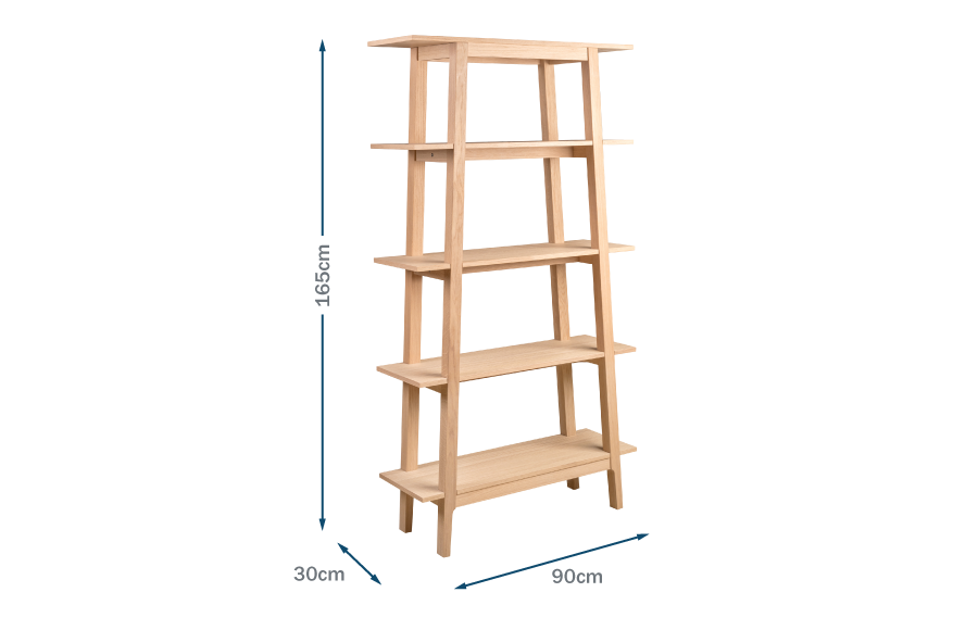 Morten Shelving Technical