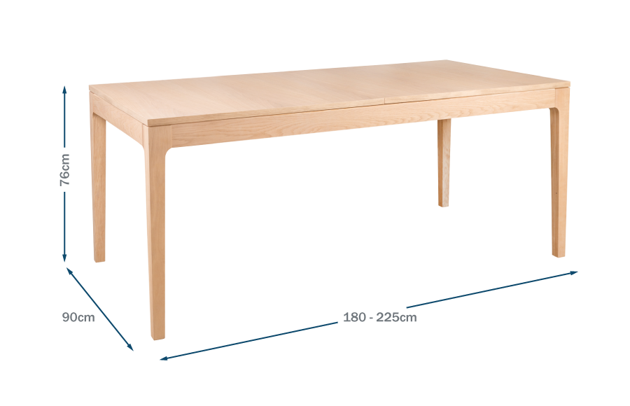 Morten Dining Table Technical