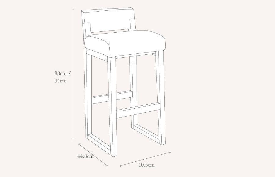 riva dino stool