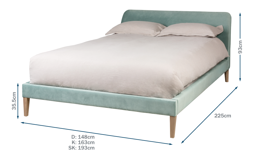 Wallis Bed Technical