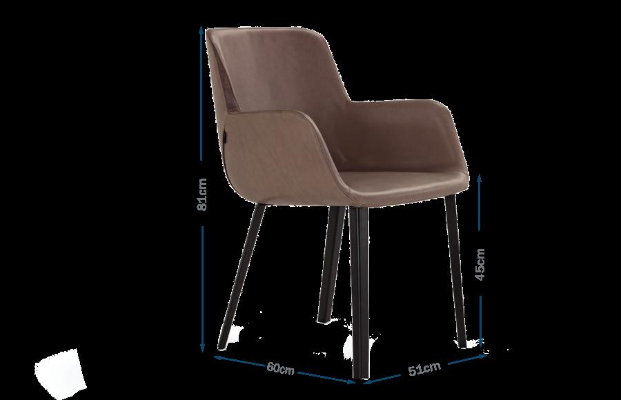 Panis Arm Chair