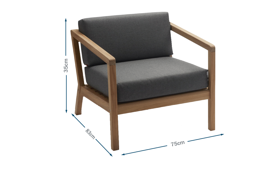 Virkelyst Outdoor Chair