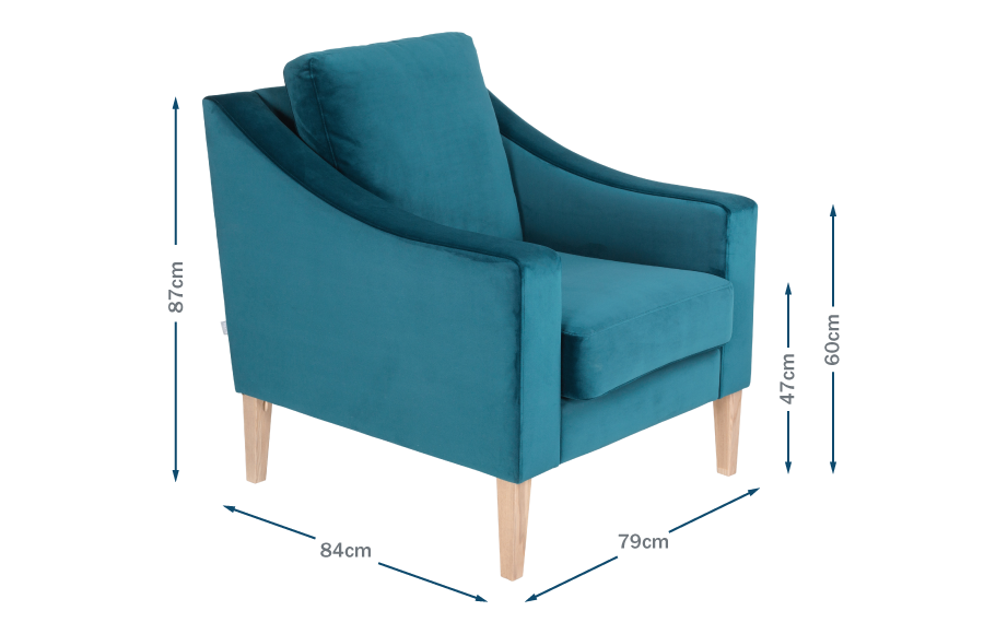 Richmond Armchair Technical