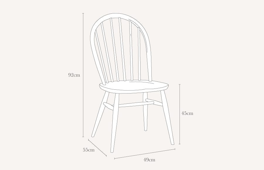 Originals Windsor Dining Chair : originals windsor diningchair technical from www.heals.com size 900 x 580 jpeg 26kB