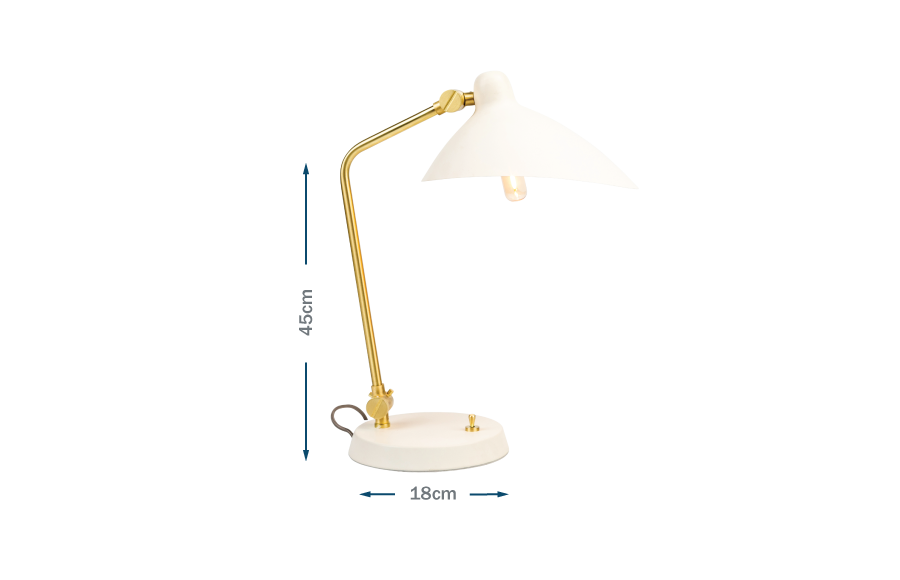 Milton Desk Lamp