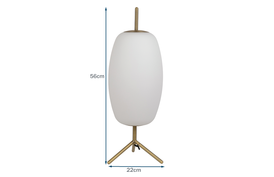 Silk Table Lamp