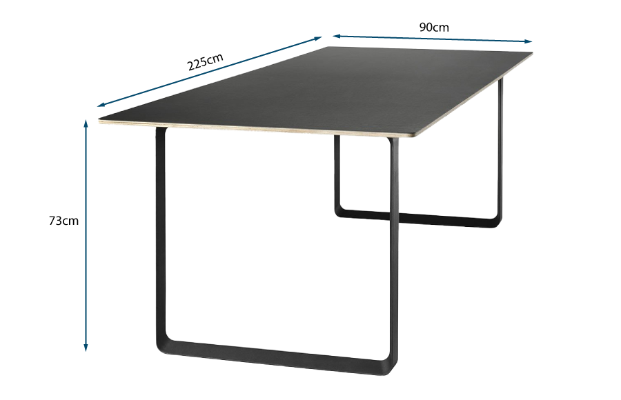 70/70 Table Large