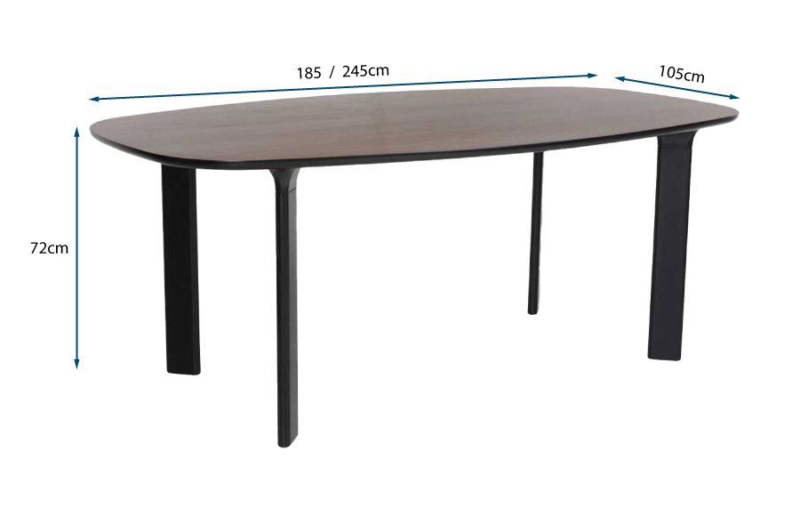 Analog Dining Table