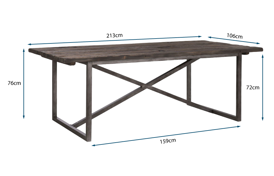 Axel M2 Dining Table
