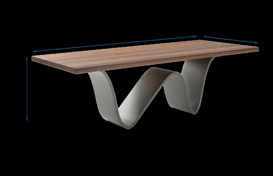 Bree E Onda Table 8-10 Seater