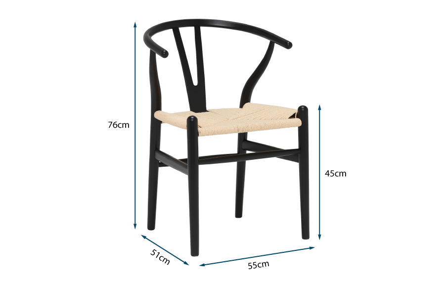 CH24 Soft Wishbone Chair