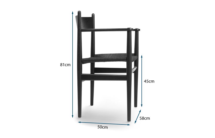 CH37 Dining Chair