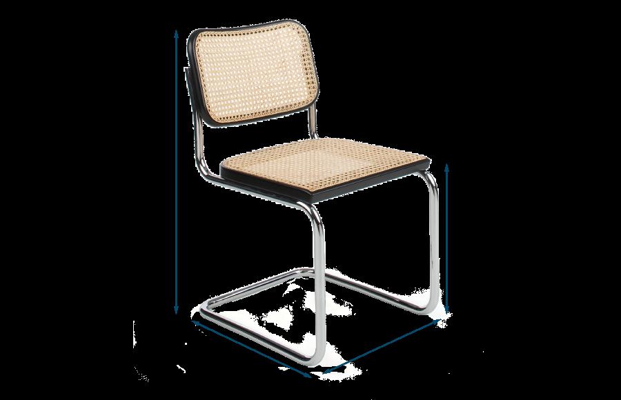 Cesca Armless Chair