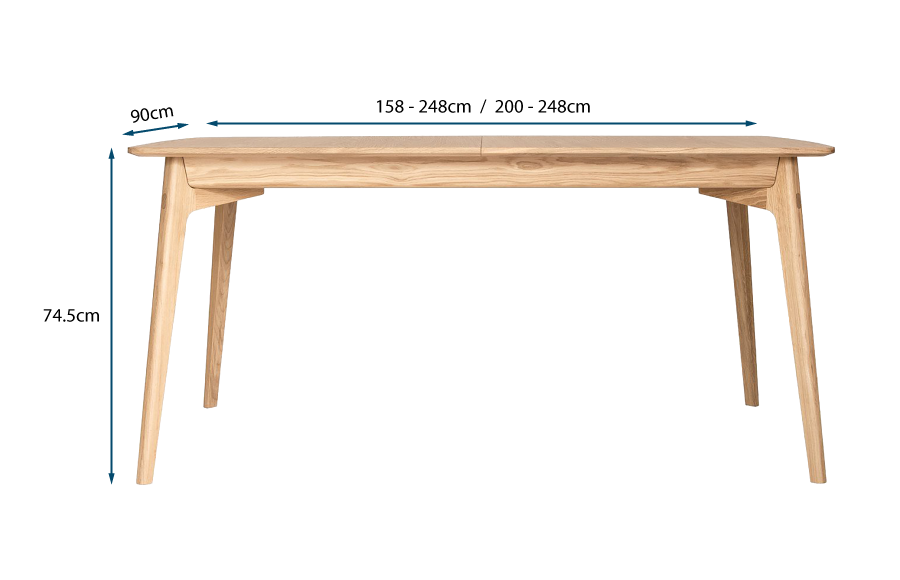 Dulwich Extending Dining Table