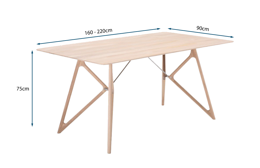 Fawn Tink Dining Table
