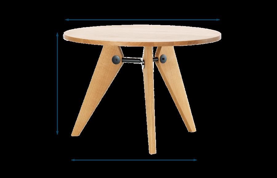 Guéridon 2-4 Seater Table
