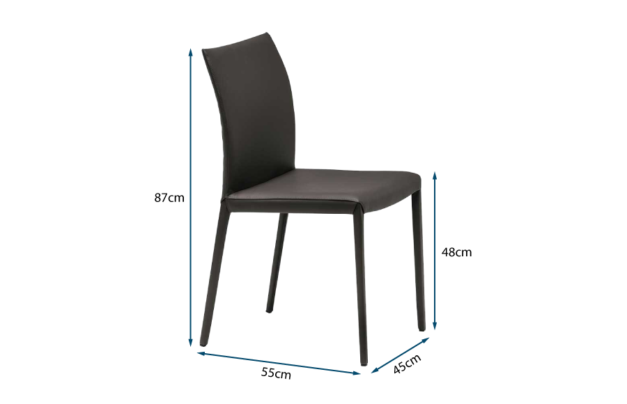Norma Couture Dining Chair