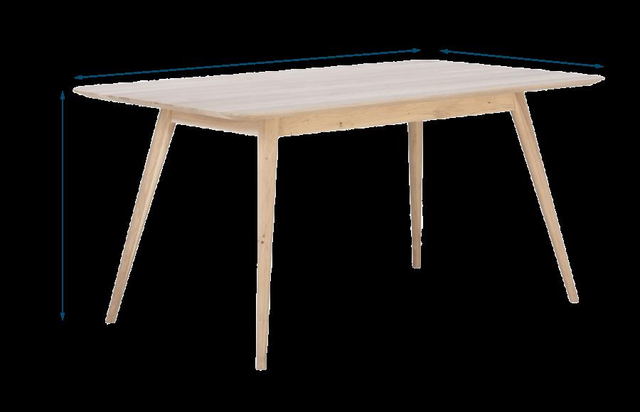 Stafa Dining Table Oak