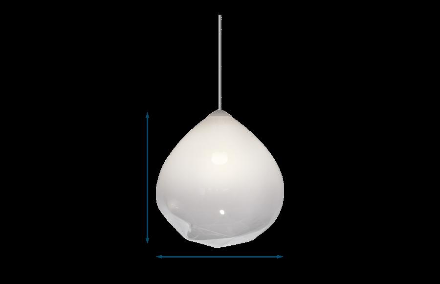 Parison Pendant Light